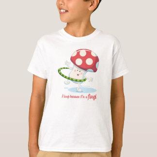 Fungi: Kid tees
