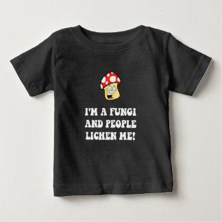 Fungi Lichen T-shirt