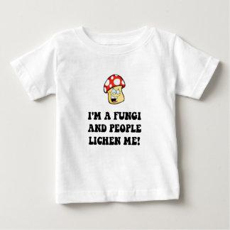 Fungi Lichen Tees