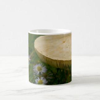 Fungi Classic White Coffee Mug