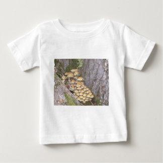 Fungi on tree baby T-Shirt