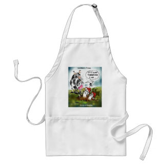 Fungi Philosophy Funny Gifts Tees & Collectibles Adult Apron