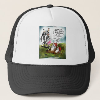 Fungi Philosophy Funny Gifts Tees & Collectibles Trucker Hat
