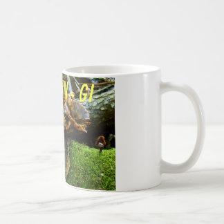 FUNGI resized, Im a Fun - Gi Classic White Coffee Mug