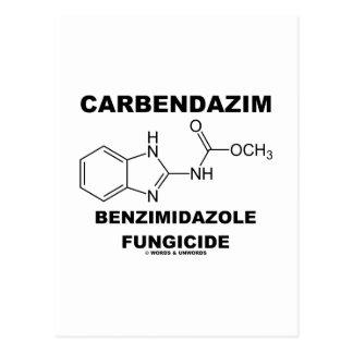 Fungicida del bencimidazol de Carbendazim Tarjeta Postal