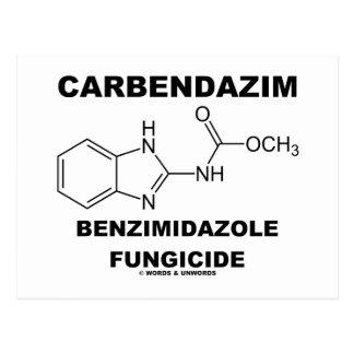 Fungicida del bencimidazol de Carbendazim Tarjetas Postales
