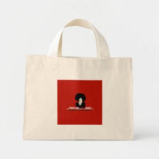 [fung'ke][blak][chik] tote bag