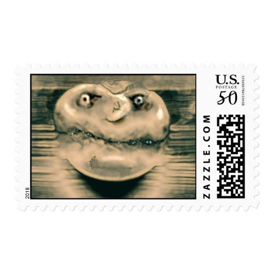 Fungus head postage