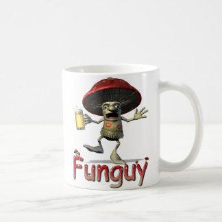 Funguy Coffee Mug