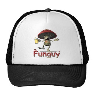 Funguy Trucker Hat