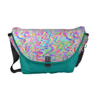 Funhouse Candy Confetti Courier Bag