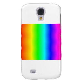 Funhouse Rainbow 2 Galaxy S4 Covers
