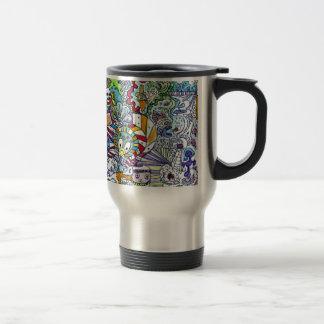 Funhouse Travel Mug