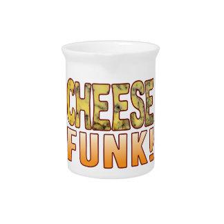 Funk Blue Cheese Beverage Pitcher