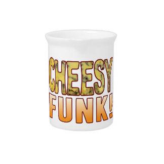 Funk Blue Cheesy Beverage Pitchers