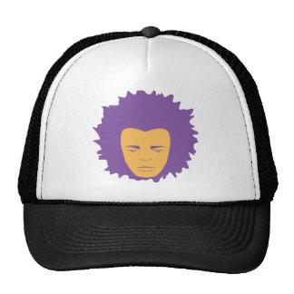 Funk Funky Disco Retro 80s 1980s Man Trucker Hat