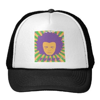 Funk Funky Retro 80s 1980s Disco Man Trucker Hats