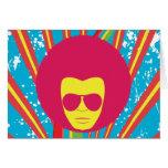 Funk ~ Funky Soul Disco Man Greeting Card