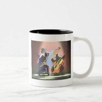 Funk it out! Two-Tone coffee mug