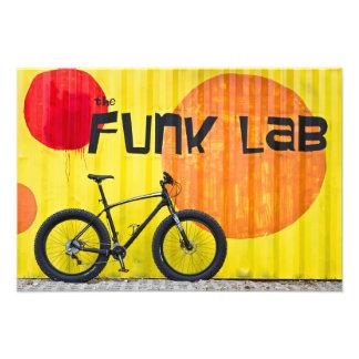 Funk Lab Fat Bike Photo Print