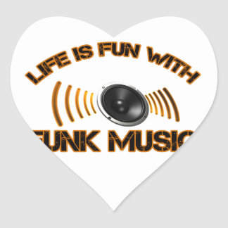 funk music designs stickers