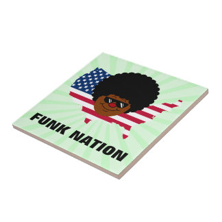 Funk Nation: The United States of Funk Tile