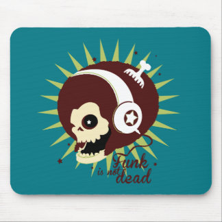 Funk not dead mouse pad