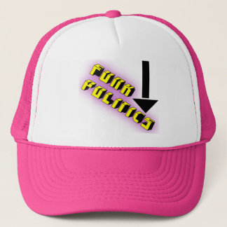 Funk Politics Trucker Hat