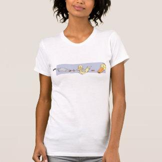 Funk Sandwich Duckuum Women's Tshirts