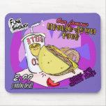 Funk Sandwich Upside-Down Taco Mouse Pad
