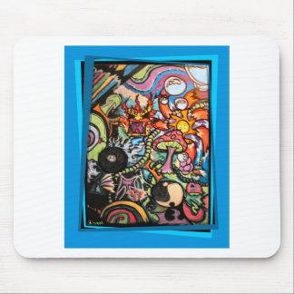 Funkadelic Dream Mouse Pad