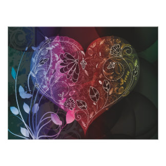 funkadelic mature heart of love posters