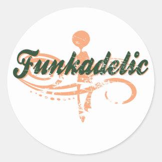Funkadelic Sticker