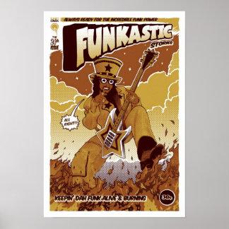 Funkastic Poster