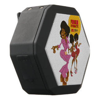 FUNKIE DYNAMITE BLACK BLUETOOTH SPEAKER
