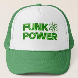 funkpower trucker hat