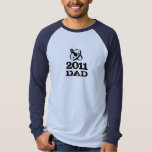 Funky 2011 Dad T Shirt