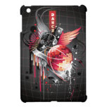 Funky Abstract Disco Ball Music Design Case For The iPad Mini