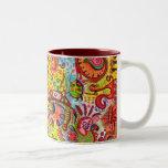 Funky Abstract Mug