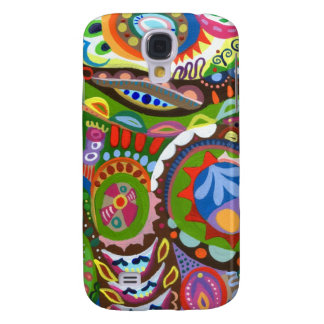 Funky Abstract Samsung S4 Case
