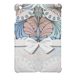 funky abstract swirl pern iPad mini cover