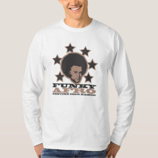 funky afro T-Shirt