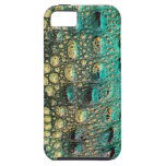 Funky Alligator Skin Print iPhone Case iPhone 5 Cover