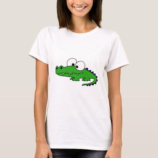 Funky Alligator T-Shirt