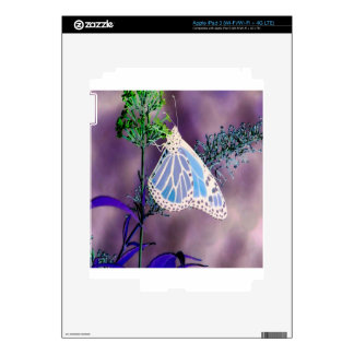 Funky and Wild Butterfly iPad 3 Skins