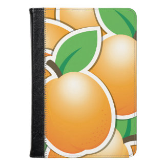 Funky apricot