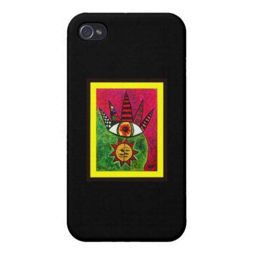 Funky Art iPhone 4/4S Case