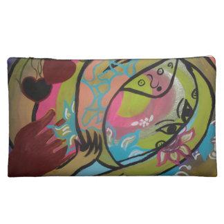 Funky Art Makeup Bag