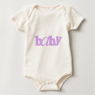 """Funky """"Baby"""" in Purple Bodysuit"""