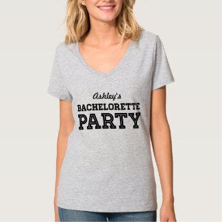 Funky Bachelorette Party Tee